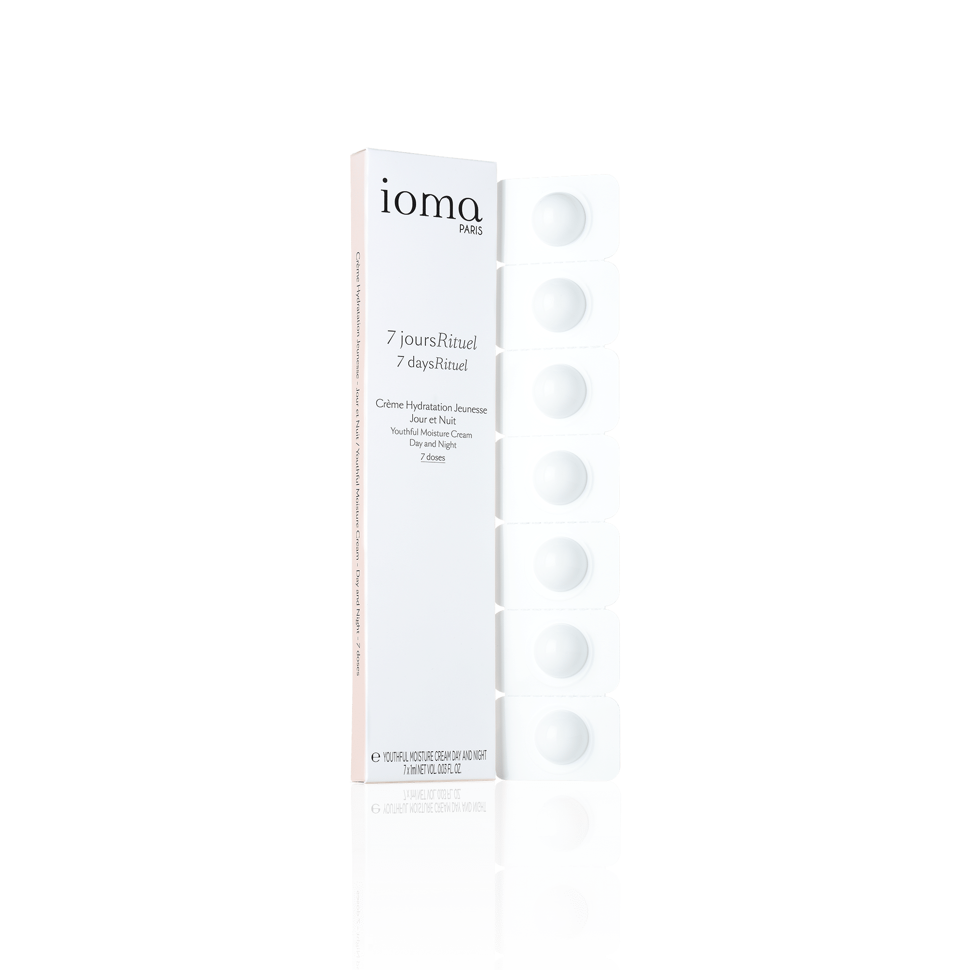 IOMA Tabs : Youthful Moisture Cream