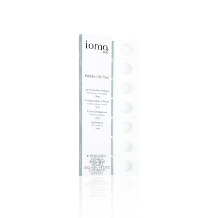 IOMA Tabs : Weekend Ritual