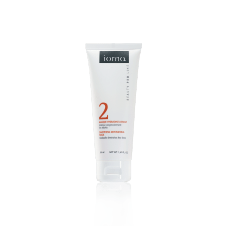 Smoothing Moisturizing Mask
