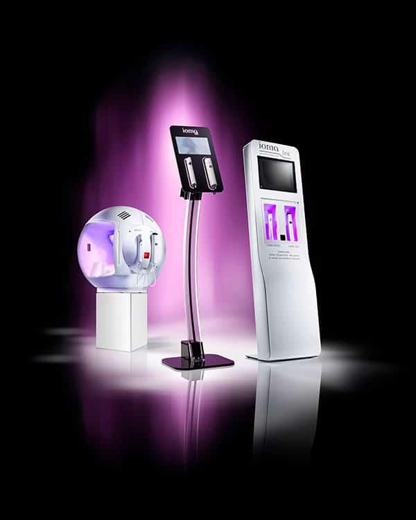 ioma appareils diagnostic