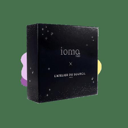 Gift box IOMA Paris x l'Atelier du Sourcil